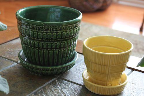 latest McCoy pots
